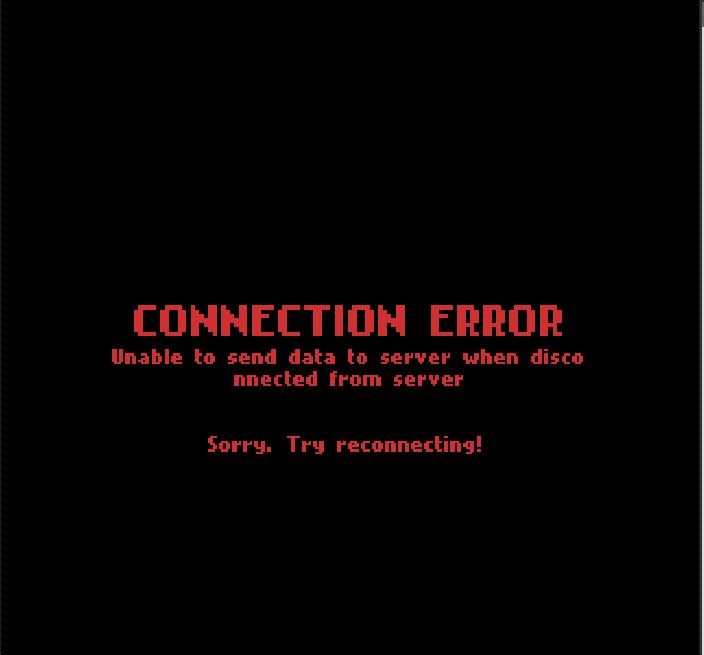 Lucille Calmel - Connection Error
